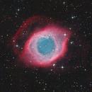 NGC 7293 - The Helix Nebula,                                Bart Delsaert