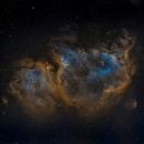Soul nebula SHO,                                Thomas Ammann