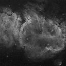 IC 1848 - The Soul Nebula,                                Oliver Czernetz