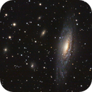 NGC 7331 and The Deerlick Group,                                Kyle Butler