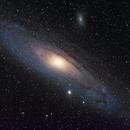 M 31 Galassia di Andromeda,                                Giorgio Ferrari