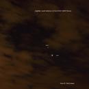 Jupiter and Saturn 12/12/2020 1800 hours,                                Van H. McComas