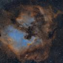 The North America Nebula - NGC7000,                                Irving Pieters