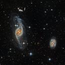 NGC 3718,                                KuriousGeorge