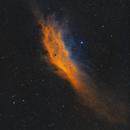 The California Nebula,                                pmneo