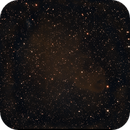 B207/LBN 777- Vulture head nebula with 64P/Swift-Gehrels,                                gibran85