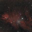 NGC 2264 Cone Nebula,                                Jeff Kraehnke