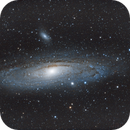 M31 - Andromedagalaxie,                                Jan Schubert