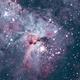Keyhole Nebula in Carina,                                Kayne Lazarus