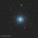 M3 - Globular Cluster in Canes Venatici,                                GalaxyMike
