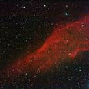 NGC1499 California Nebula,                                Wilsmaboy