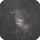 bubble nebula,                                canard
