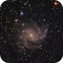 NGC 6946,                                Tom Harrison