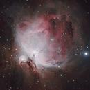 Orion Nebula HaRGB,                                stobiewankenobi