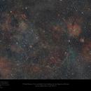 The Vela Region including the Vela Supernova Remnant,                                Paul Baker