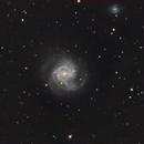 M61 LRGB 27 March 2020,                                Geof Lewis