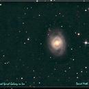 Messier 95.,                                astroeyes