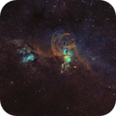 NGC3576,                                Hsms