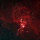NGC 3582 HOO,                                Mauritz