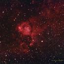 IC 1795 The North Bear Nebula,                                NewLightObservatory