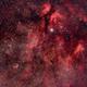 Cygnus Hydrogen Clouds,                                Jonathan Young
