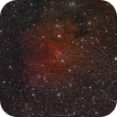 Sh2-155 (C9) Cave Nebula,                                brad_burgess