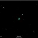 NGC2392 - Nébuleuse de l'esquimau,                                Gérard Nonnez