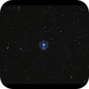 Cat's Eye Nebula NGC6543 HaOiiiRGB,                                Göran Nilsson