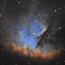 NGC281 Pacman nebula HSO,                                Graham Winstanley