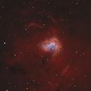 NGC1491,                                Bert Scheuneman