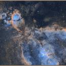 Fishead in Heart Nebula,                                Aarni Vuori