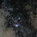 Sagittarius deep sky,                                celestialtea