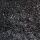 IC 1396 in Cepheus,                                Olivier PAUVERT