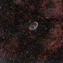 NGC 6888 dans le Cygne,                                Georges
