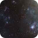 NGC 2020 and friends of the LMC,                                Colin