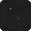 Wide field around M108 and M97 - Canon 100d - Samyang 135mm,                                patrick cartou