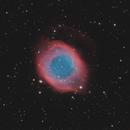 NGC 7293 - Helix Nebula,                                Andreas Reifke