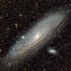 Andromeda Galaxy (Messier 31),                                Henning Schmidt