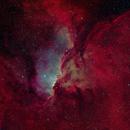 NGC6188 in Narrow,                                Roberto Colombari