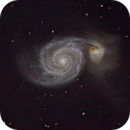 M51 The Whirlpool Galaxy,                                Steve Colwill