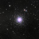 M53, LRGB, 14 Apr 2020,                                David Dearden