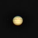 Jupiter on a windy night in london,                                MELLOWMANX