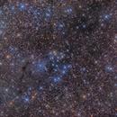 NGC 225 with Vdb 4 and LDN 1291,                                Haakon Rasmussen
