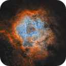 The Rosette Nebula,                                Ioan Popa