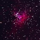 Eagle Nebula,                                Ryan Shaw