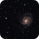 M101, cropped,                                Vincent Giranda