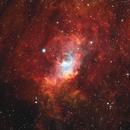 Bubble Nebula, NGC 7635,                                Patrick Hsieh