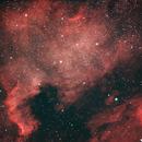 NCG7000 North America Nebula,                                murray8144