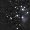M45 Pleiades,                                Bob Stevenson