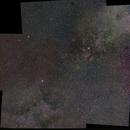 Mozaiek Cygnus,                                Johan kessel